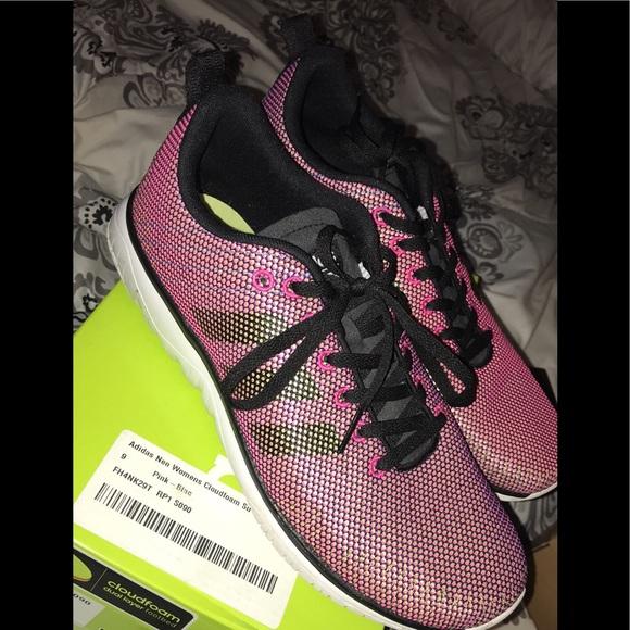 Adidas Neo Cloudfoam size 9